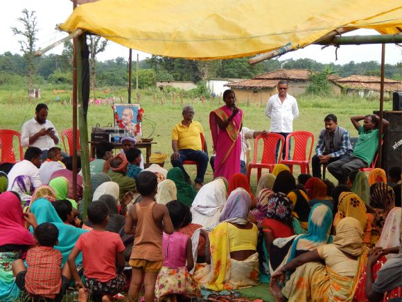 Editor's Choice : The long battle of Hasdeo Arand residents against the Parsa coal project in Chhattisgarh