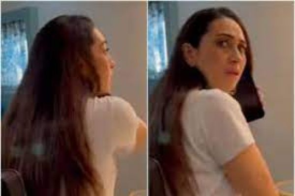 करिश्मा कपूर 'Jab We Met' के सीक्वल में होंगी एक्ट्रेस? VIDEO में करीना कपूर से बात करती दिखीं