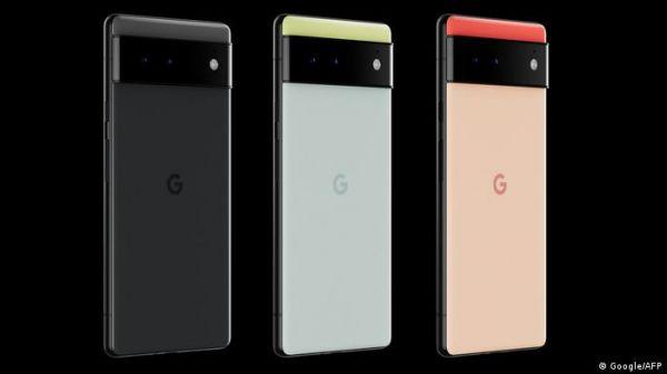 गूगल ने पेश किया नया फोन पिक्सल-6