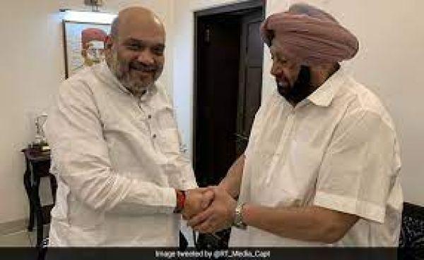 कैप्टन अमरिंदर सिंह की नई पार्टी के साथ BJP गठबंधन को तैयार : पंजाब प्रभारी