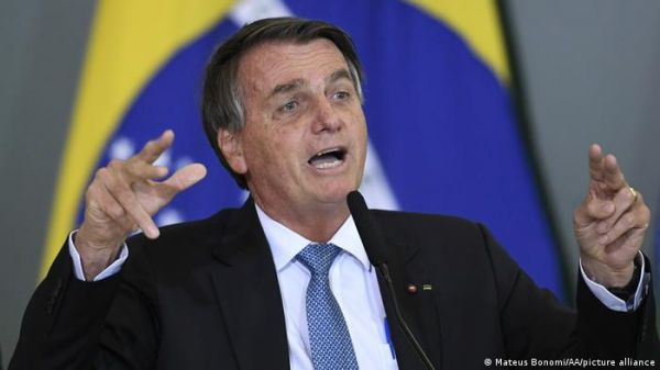 ब्राजील के राष्ट्रपति बोल्सोनारो पर 'मानवता के खिलाफ अपराध' का मुकदमा चलाने की सिफारिश