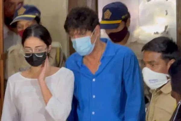 क्रूज ड्रग्स मामले में अनन्या पांडे से आज लगातार दूसरे दिन पूछताछ करेगी NCB