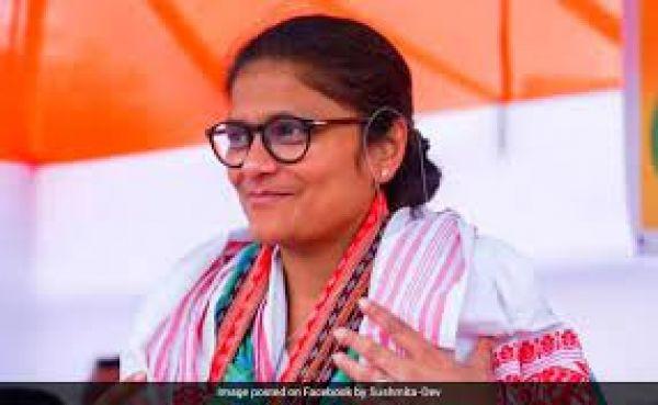 TMC सांसद सुष्मिता देव पर त्रिपुरा में हमला, कार में तोड़फोड़, सांसद का आरोप - हमले के पीछे BJP