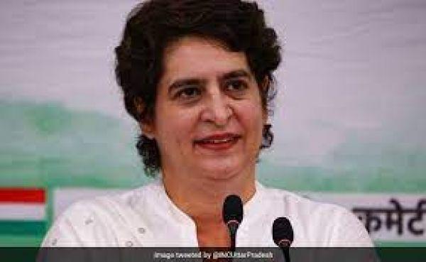 कांग्रेस की 'प्रतिज्ञा यात्रा' के जरिए UP में कल सियासी बिगुल फूंकेंगी प्रियंका गांधी, 6 प्रतिज्ञाओं का भी करेंगी ऐलान