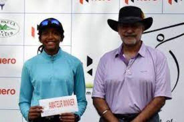 अमेच्योर गोल्फर अवनि प्रशांत ने डब्ल्यूपीजीटी में सीजन का दूसरा खिताब जीता, उप-विजेता रहीं अमनदीप