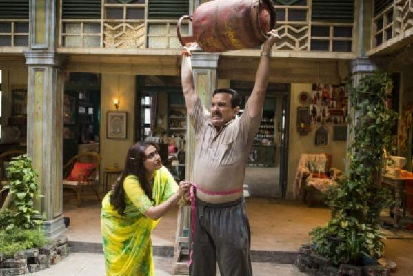 'बंटी और बबली 2' में रेलवे टिकट कलेक्टर की भूमिका निभाने के लिए सैफ ने बढ़ाया वजन