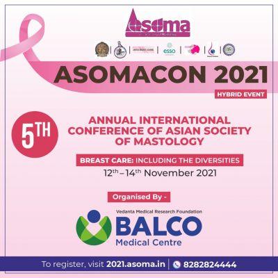 बालको मेडिकल सेंटर करेगा असोमाकॉन 2021 की मेजबानी, स्तन देखभाल पर प्रदेश में होगा पहला अंतरराष्ट्रीय सम्मेलन