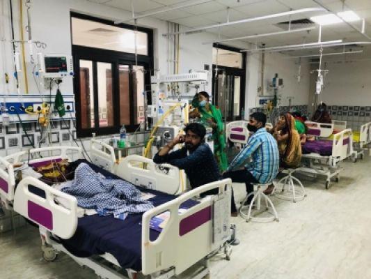 बंगाल के बर्दवान मेडिकल कॉलेज में भर्ती 1,200 बच्चों में से 9 की हुई मौत