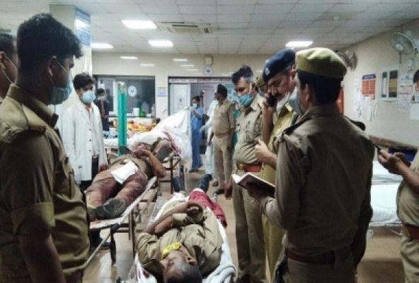 बिकरू हत्याकांड: पुलिसकर्मी की विधवा पत्नी ने लगाया राहत उपायों में भेदभाव का आरोप
