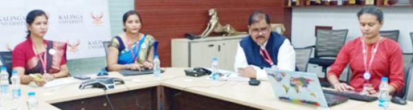 जैव प्रौद्योगिकी, जैव विज्ञान में सतत् विकास, हालिया प्रगति केयू-आईसीबीटी-2021 पर कलिंगा विश्वविद्यालय में अंतर्राष्ट्रीय सम्मेलन