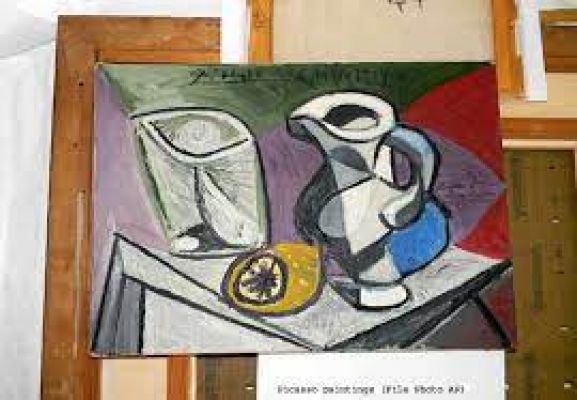 इस महान चित्रकार ने क्यों जला दी थीं अपनी पेंटिंग्स?