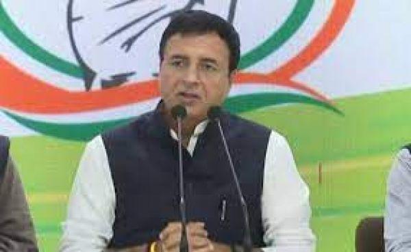 महंगाई के मुद्दे पर 14 नवंबर से जनजागरण अभियान छेड़ेगी कांग्रेस : रणदीप सुरजेवाला