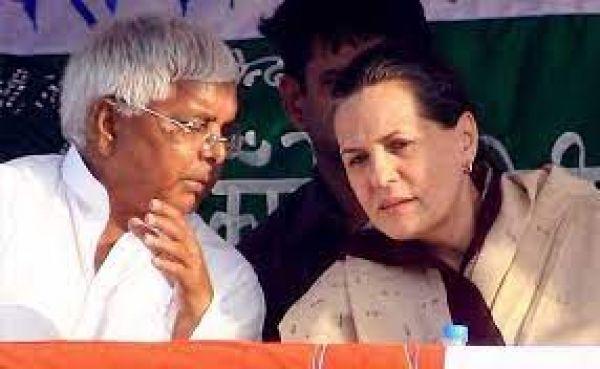 महागठबंधन टूटने की चर्चा के बीच सोनिया गांधी ने लालू को किया फोन, CWC मीटिंग के बाद बजी घंटी