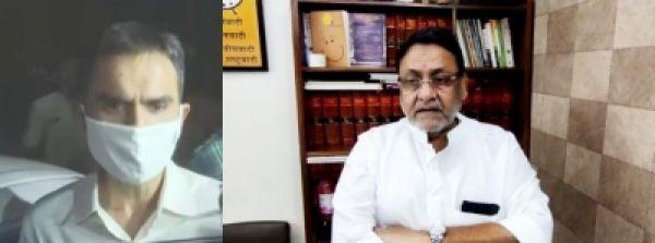 नवाब मलिक ने वानखेड़े के ग्लोबल ड्रग माफिया से संबंध का लगाया आरोप, जांच की मांग