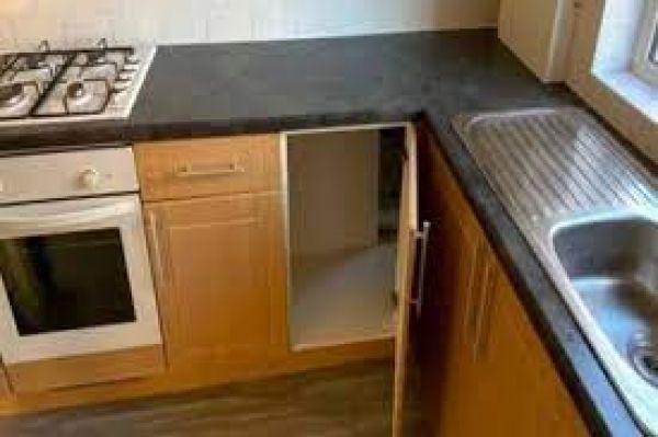 पैसे बचाकर कपल ने खरीदा नया फ्लैट, किचन का कबर्ड खोलते ही मिली 'सीक्रेट दुनिया'