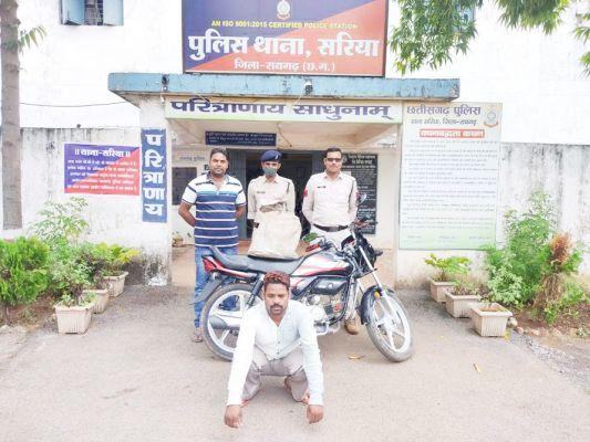 ओडिशा से सीमावर्ती क्षेत्रों में अब भी पहुंच रहा गांजा