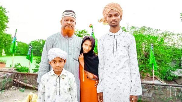 ईद मिलादुन्नबी पर दिया विश्व शांति का संदेश