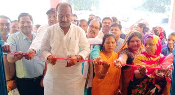 ग्रामीण अंचलों में तेजी से हो रहा विकास-विधायक