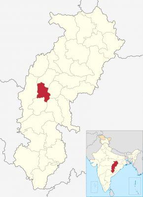 कोरोना संक्रमण में राज्य के सभी जिलों को पछाड़ आगे निकला दुर्ग