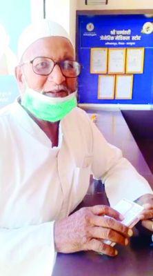जेनेरिक मेडिकल स्टोर में सस्ती दर पर दवाई मिलने से लोगों को मिल रही राहत