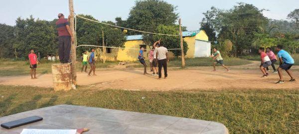 सद्भावना वालीबॉल मैच, बयानार विजेता