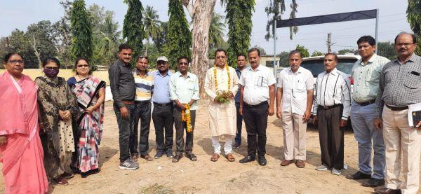 शिशुपाल शोरी ने कहा बीएड कॉलेज कांकेर व बस्तर के लिए एक उपलब्धि