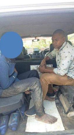 ट्रांसफार्मर चोरी, नाबालिग समेत 2 पकड़ाए